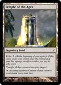 Giga's Temple of the Ages2 Magic Card