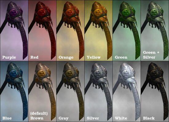 Demon Tongue Scythe dye chart