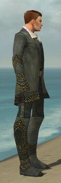 Mesmer Krytan Armor M gray side
