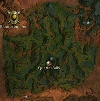 Silverwood map