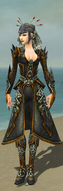 Necromancer Monument Armor F dyed front