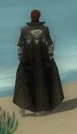 Male Grenth Costume Graphic Glitch