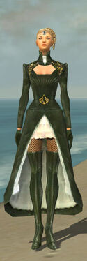 Mesmer Courtly Armor F gray front