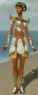 Paragon Ancient Armor F dyed front