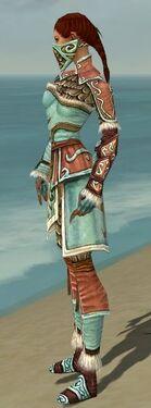 Ranger Elite Canthan Armor F dyed side