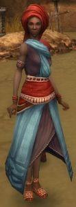 Kournan Peasant Female
