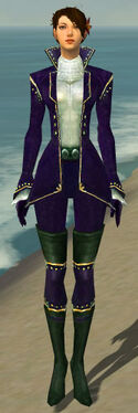 Mesmer Tyrian Armor F dyed front