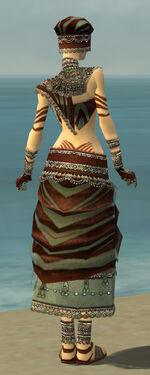 Ritualist Exotic Armor F gray back