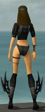 Assassin Vabbian Armor F gray chest feet back