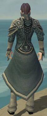 Elementalist Asuran Armor M gray back