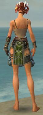 Ranger Luxon Armor F gray arms legs back