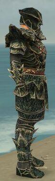 Warrior Elite Luxon Armor M gray side