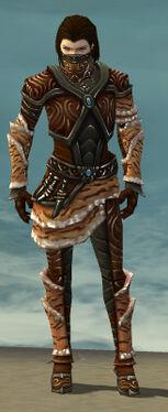 Ranger Vabbian Armor M gray front
