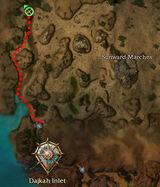 Mahto Sharptooth map