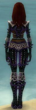 Ranger Elite Kurzick Armor F dyed back