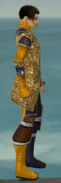 Elementalist Canthan Armor M dyed side