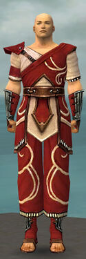 Monk Shing Jea Armor M dyed front