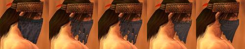 Armor R Tyrian M Dye Mask