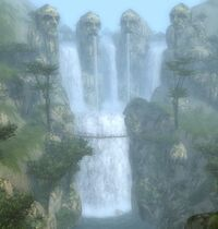 Riven Earth Waterfalls