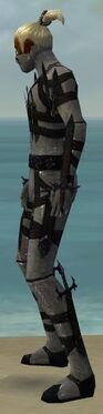 Assassin Obsidian Armor M gray side