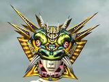 Sinister Dragon Mask