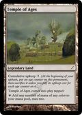 Giga's Temple of Ages Magic Card