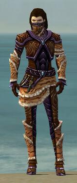 Ranger Vabbian Armor M dyed front