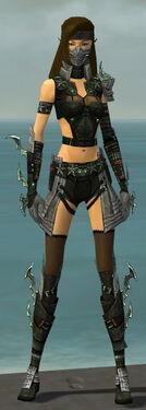 Assassin Elite Luxon Armor F gray front