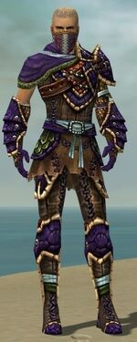 Ranger Luxon Armor M dyed front