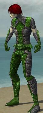 Necromancer Ascalon Armor M dyed side