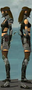 Assassin Elite Luxon Armor F gray side