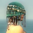 Ritualist Luxon Armor F dyed head side