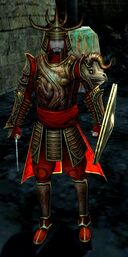 Canthan Guard Captain Male