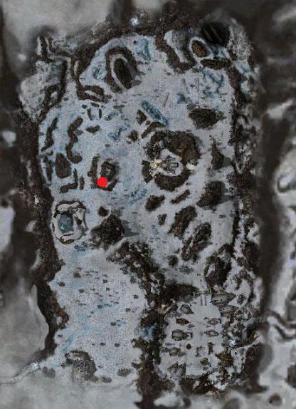 Hildir map
