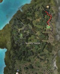Brynn Earthporter Location Map