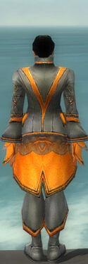 Elementalist Kurzick Armor M dyed back