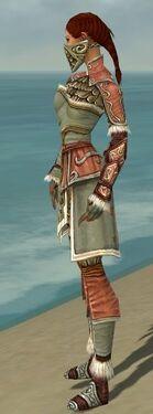 Ranger Elite Canthan Armor F gray side