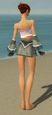 Elementalist Kurzick Armor F gray arms legs back