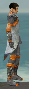 Elementalist Stoneforged Armor M dyed side