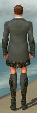 Mesmer Krytan Armor M gray chest feet back