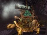 Siege Turtle