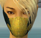 Assassin Seitung Armor F dyed head front