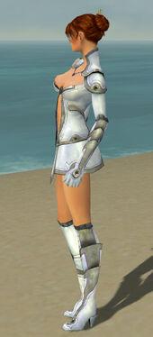 Elementalist Ascalon Armor F gray side