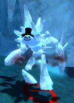 Mischievous Snowman