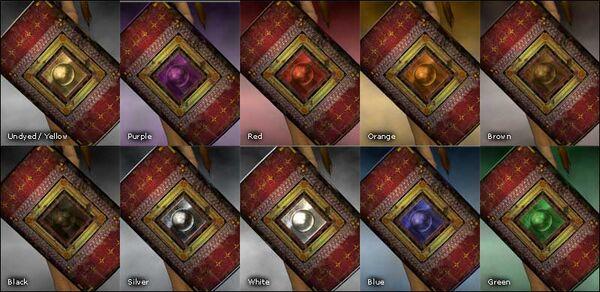 Defender Tower Shield color