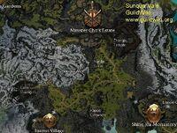 Sunqua Vale Map