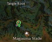 Tully Blackvine Map