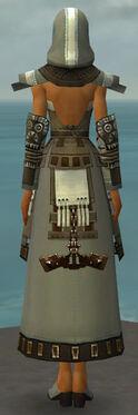 Dervish Elonian Armor F gray back