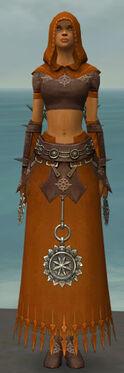 Dervish Sunspear Armor F dyed front