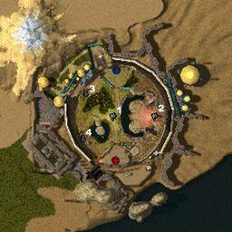 Bombardment Arena num